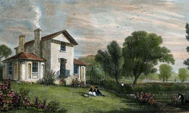 Truner house built
