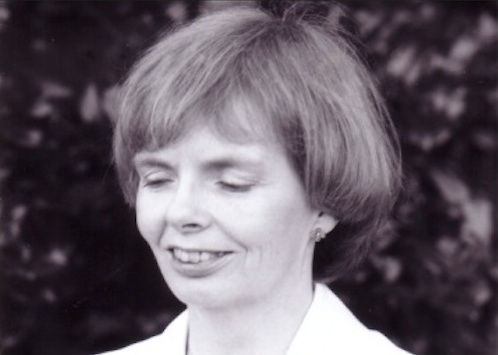 Carol Shields in Vancouver 1979 when she was teaching creative writing at the uni of BC