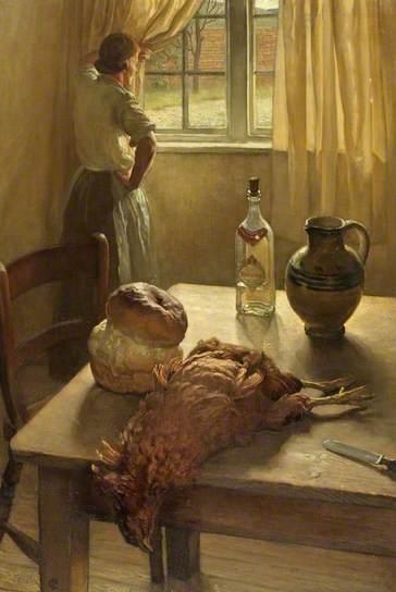 The kitchen Isabel Codrington