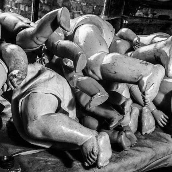 Dolls Hospital 1950
