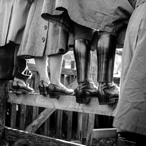 Bampton Pony Fair 1959