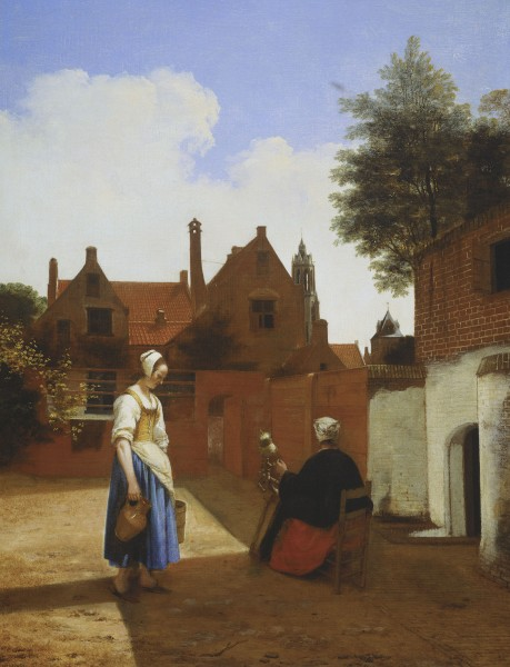 de hooch 1657