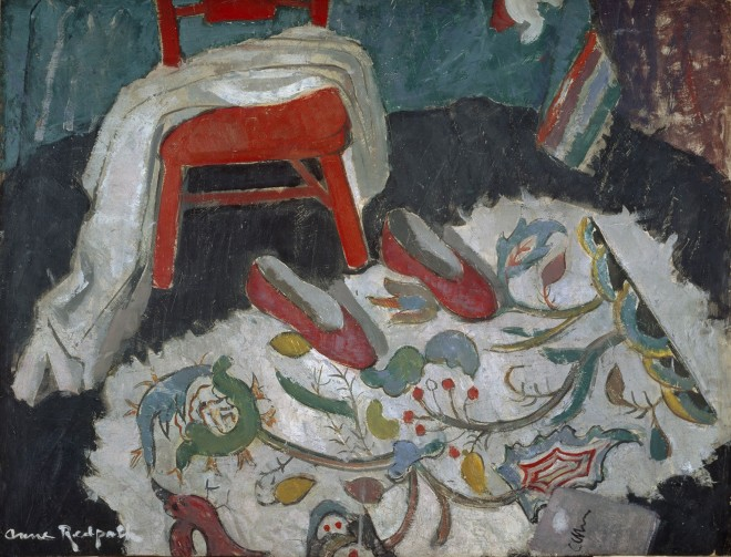 The-Indian-Rug-or-Red-Slippers.anne redpath '42