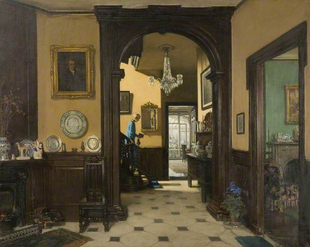 my neighbour's house 1929 elwell