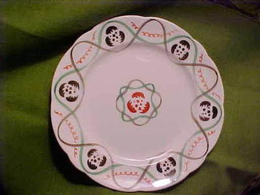 Freda Beardmore plate