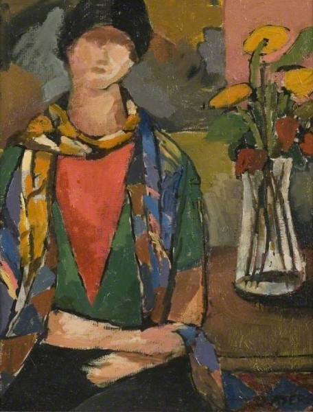 Ayers, Duffy, b.1915; Scarves