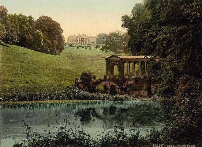 Somerset, Bath, Prior Park