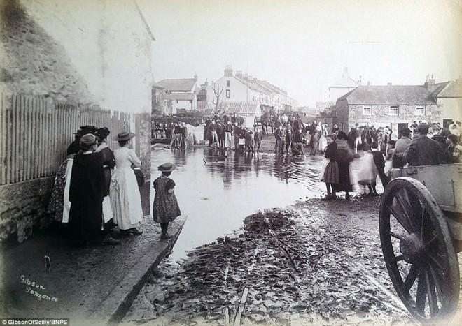 flooding in newlyn