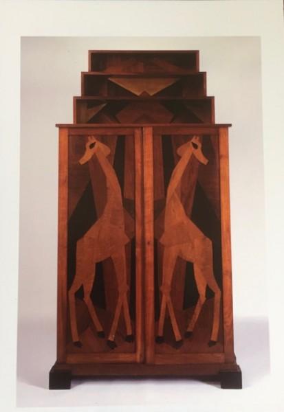 Roger Fry Giraffe Cabinet 1916