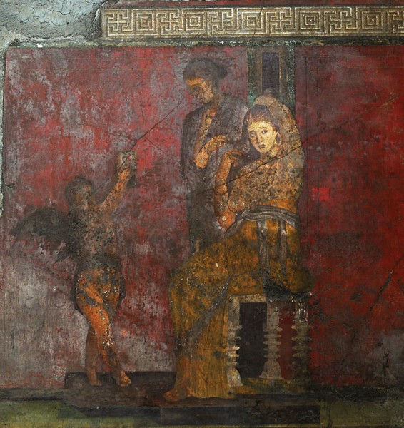 Pomepii_Villa_Mysteries_Mural_Cupid