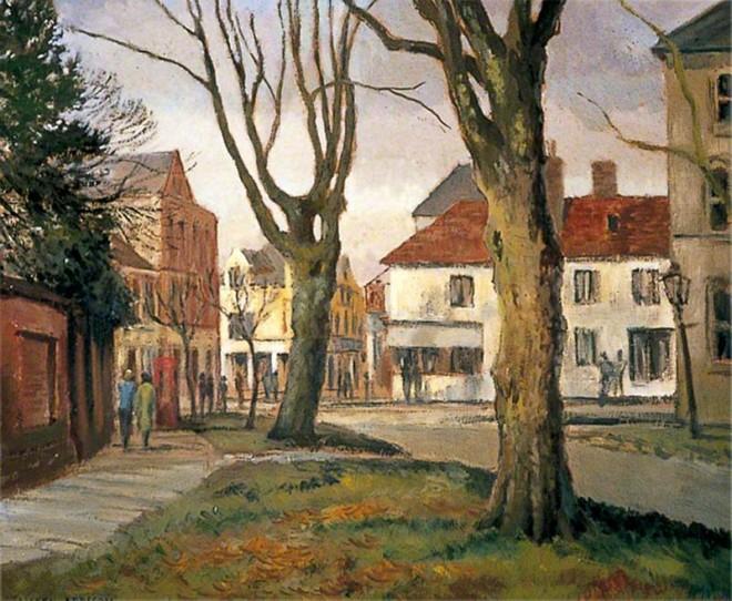Addison, Eileen, 1906-1977; The Causeway, Horsham