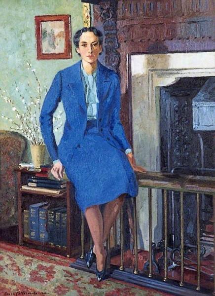 Cattermole, Lance, 1898-1992; Lady Stern