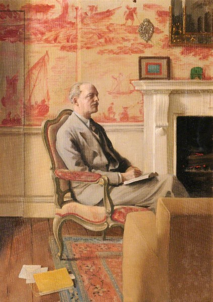 Whistler, Rex, 1905-1944; The Most Honourable Charles Henry Alexander Paget, Sixth Marquis of Anglesey, President (1945-1947)