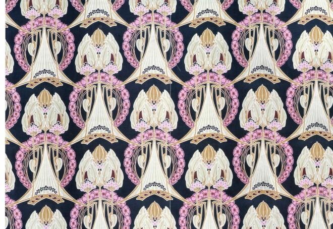 Madame S fabric