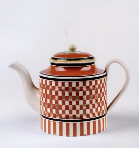 Leeds teapot 18800-20 V and A