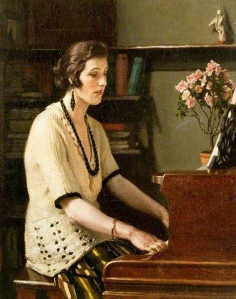 books-and-art-at-the-piano-c1921harold-knight-english-1413460223_b