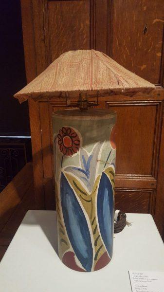 lamshade 1935 v bell. duncan grant lampjpg
