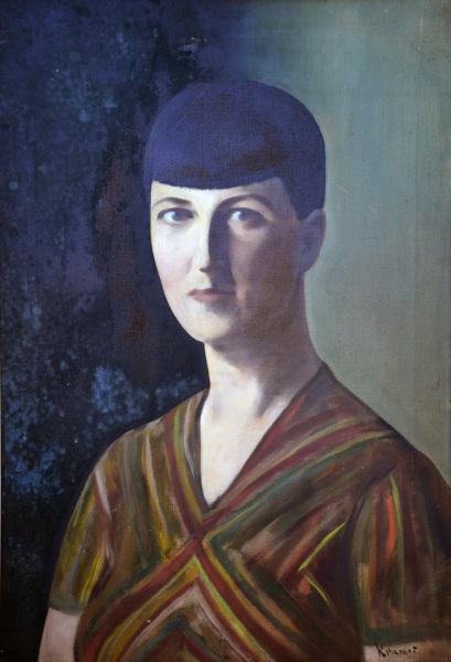 Kramer portrait of Malachi Whitaker