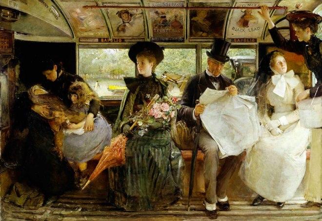 George_William_Joy_-_The_Bayswater_Omnibus