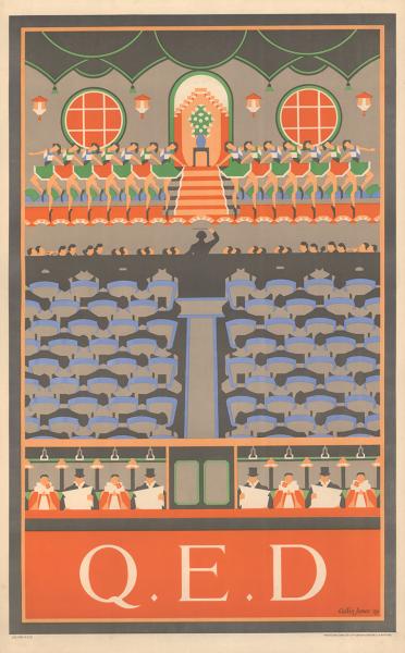 margaret calkin james 1929