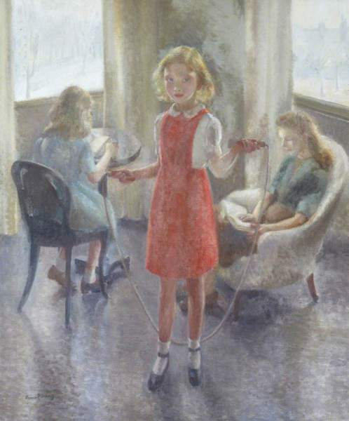 Finlay, Anne, 1898-1963; The Skipping Rope
