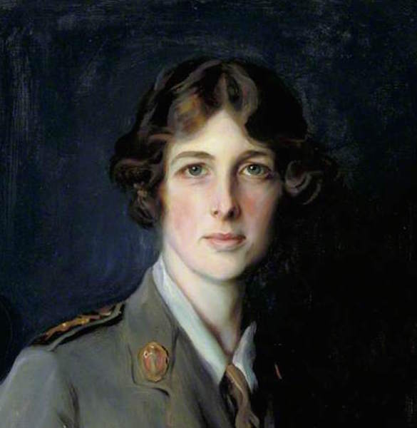 de Laszlo, Philip Alexius, 1869-1937; Edith Vane-Tempest-Stewart (1878-1959), the Marchioness of Londonderry, DBE
