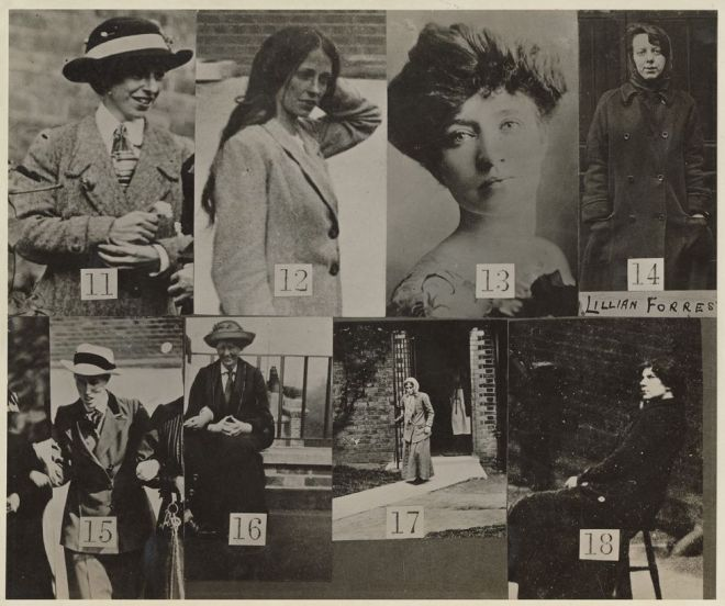 suffragette-national-portrait-gallery-real surveillance pictures