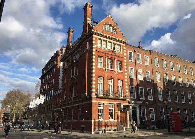 Bedford Row again