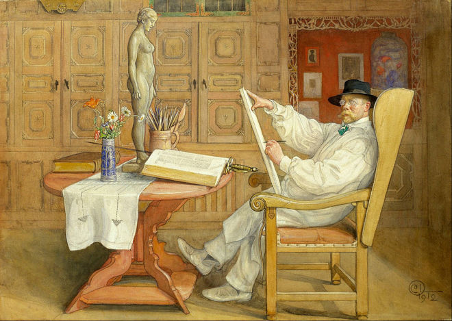 1024px-Carl_Larsson_-_Self-Portrait_(In_the_new_studio)_-_Google_Art_Project