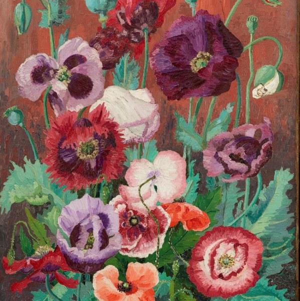 Poppies-1926-Sir-Cedric-Morris-©-Philip-Mould-Company-Cedric-Morris-Estate-low-res-no-frame