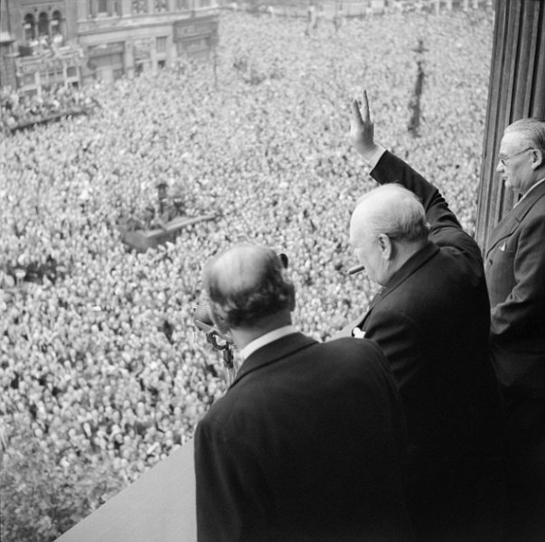 Winston Churchill In The Second World War