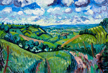 Yorkshire-Wolds