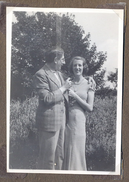 Betty and Emanuel Rottingdean 1938