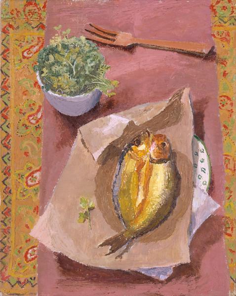 Golden Kipper 1939 by Mary Potter 1900-1981