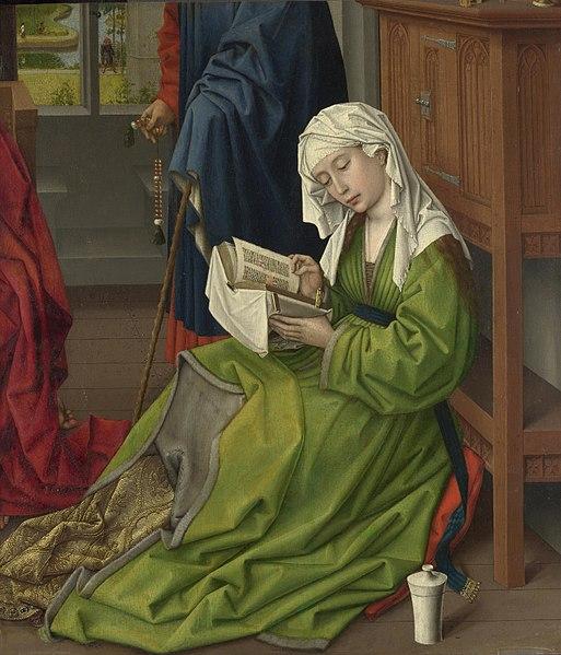 513px-The_Magdalen_Reading_-_Rogier_van_der_Weyden