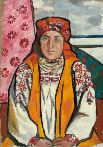 Goncharova-Peasant-Woman-from-Tula-Province-1910-X67183