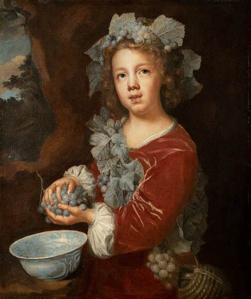 Mary-Beale-The-Young-Bacchus-1660s-Kindly-lent-by-the-West-Suffolk-Heritage-Service