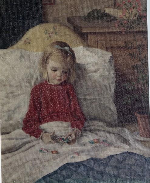 rex whistler rosanagh chrichton 1938