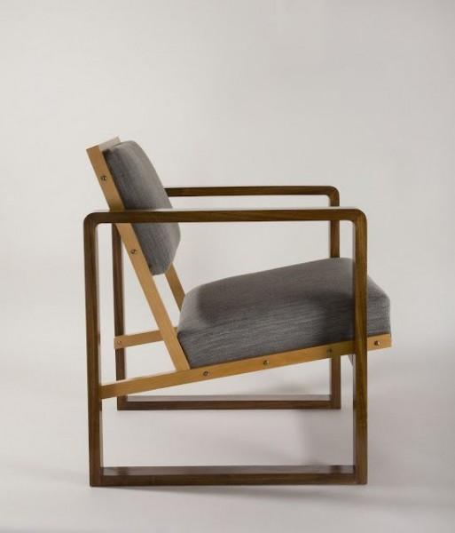 albers club chair 1928