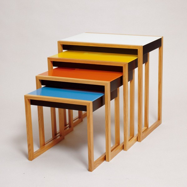albers nesting tables 1926-7