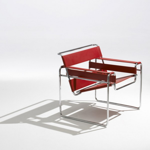 wassily chair Breuer 1925-6