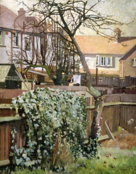 Bush, Harry, 1883-1957; December Sunshine