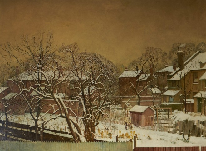 Harry-Bush-1883-1957-Snowfall-in-the-Suburbs-A-View-from-the-Artists-House-1940.-Image-courtesy-of-Liss-Llewellyn-scaled