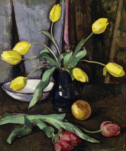still-life-with-tulips-samuel-john-peploe1920-30