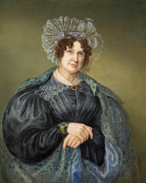 Sharples, Rolinda, 1793-1838; Mrs Ellen Sharples
